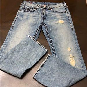 "True Religion Jeans ""Ricky Super T"""
